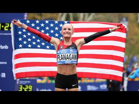 Shalane Flanagan Wins NYC Marathon; 1st American Winner In 40 Years