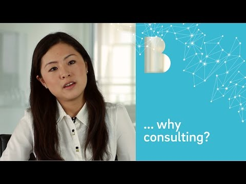 Why Consulting? Roland Berger colleagues explain
