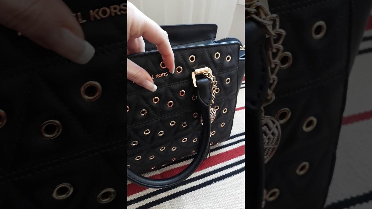 641b7b570212 Michael Kors HAUL táska eredeti, vagy hamis? - YouTube