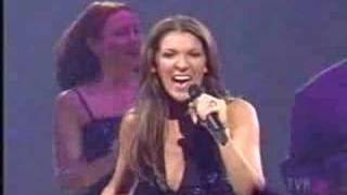 Celine Dion Destin Live