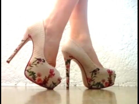 Colección Zapatos Andrea Primavera 2016 Pt.2 Shoe Collection