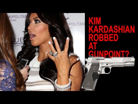 Kim Kardashian Robbed of $10 Million In Jewelry?