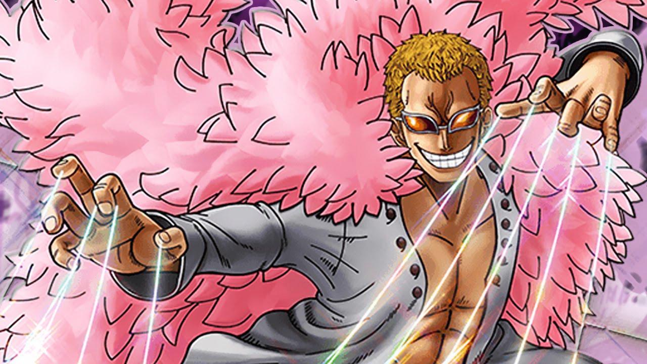 JOKER! Doflamingo GAMEPLAY! ONLINE Ranked Match! One Piece ...