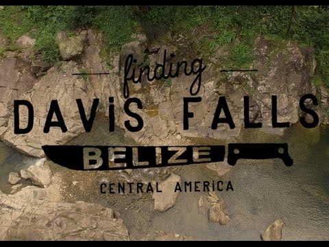 FINDING DAVIS FALLS | Belize Central America