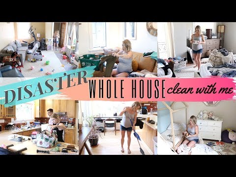 💥ULTIMATE WHOLE HOUSE CLEAN | MESSY HOUSE TRANSFORMATION | SAHM