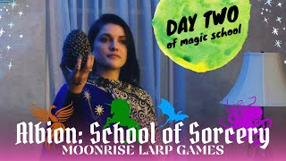 ALBION SCHOOL OF SORCERY LARP | Day Two