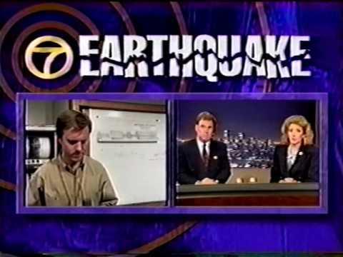 KABC-TV Northridge Earthquake Coverage, January 17, 1994 (Part 2)