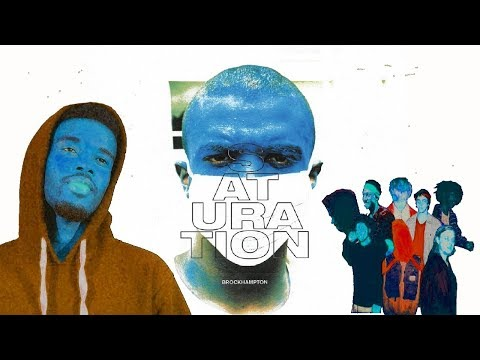 BROCKHAMPTON - SATURATION First REACTION/REVIEW