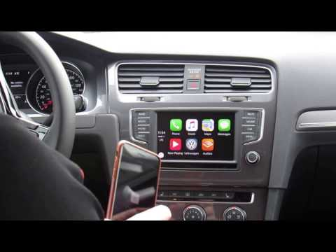 How-To Set Up Apple CarPlay in a Volkswagen