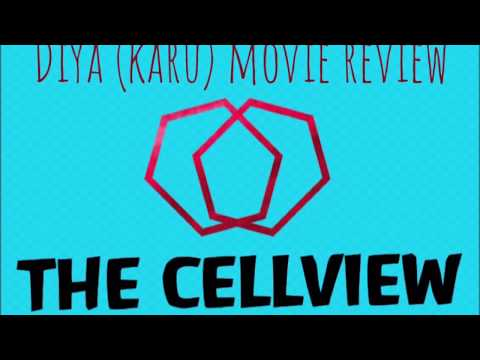 Dhiya (Karu) movie review by Rahul - The Cellview.  Sai Pallavi - Naga Shouriya - Sam CS - AL Vijay