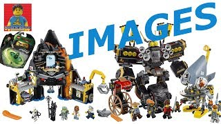 All New Lego Ninjago Movie Wave 2 2018 Official Set HD Images & Thoughts