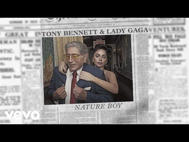 Tony Bennett, Lady Gaga - Nature Boy (Audio)