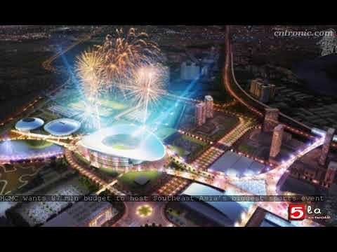 HCMC wants $687 mln budget to host Southeast Asia's biggest sports event