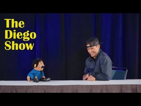 KASKADE GIVES DIEGO GREAT ADVICE