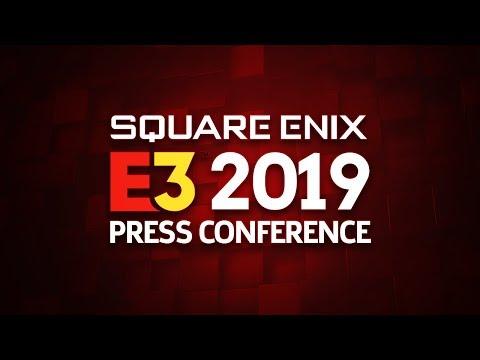 full square enix e3