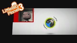 LittleBigPlanet 3 - Sackboy plays LittleBigPlanet 3 (Short Film) [Film/Animation]