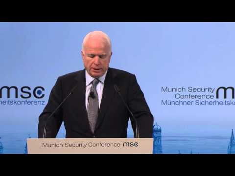 Munich Security Conference 2016 Day 3 Video Summary