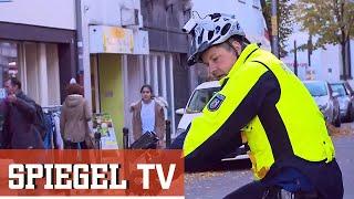 Kölner Fahrrad-Cops: Fahrradfahrer auf der Flucht (SPIEGEL TV Reportage)