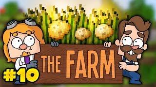 Minecraft The Farm #10 - Duncan Crop Shames Me