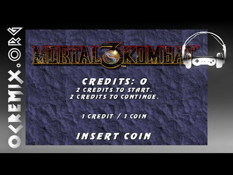 OC ReMix #2279: Mortal Kombat 3 'Mortal Konfrontation' [Begin (1), Subway (3)] by The Dual Dragons
