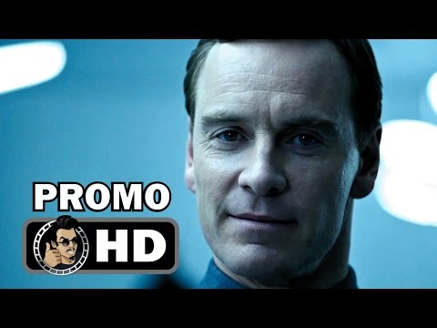 ALIEN: COVENANT Promo Clip - Meet Walter (2017) Michael Fassbender Sci-Fi Horror Movie HD