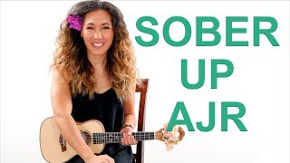 Sober Up Ajr Ukulele Tutorial With Play Along Youtube 7 chords used in the song: sober up ajr ukulele tutorial with play along
