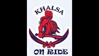 INTRO | KHALSA ON RIDE