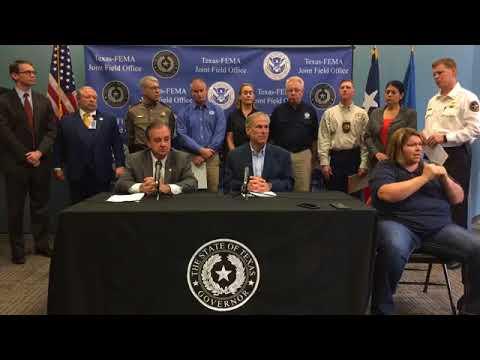 Facebook Live:  Hurricane Harvey Recovery 9-14-17