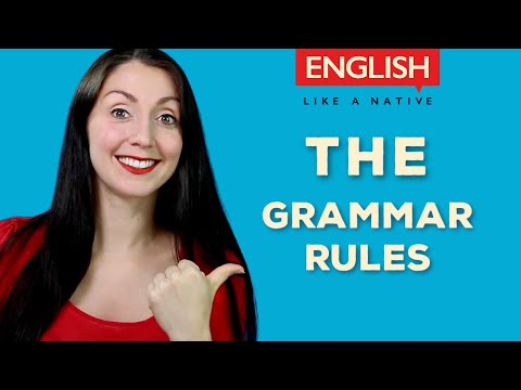 Important Rules For The Definite Article THE - English Grammar