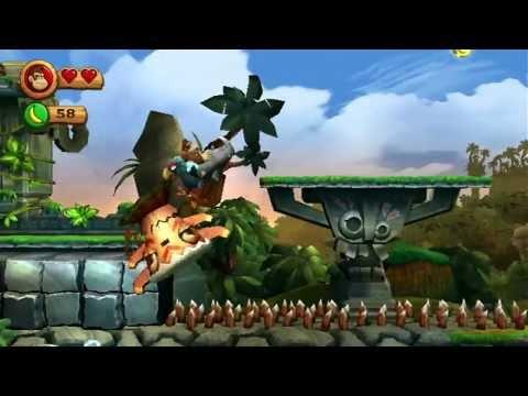 Donkey Kong Country Returns: Rambi Trailer