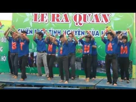Waka waka - Phường Tam Bình - Thủ Đức - nhảy dân vũ