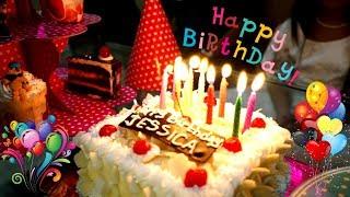 Selamat Ulang Tahun Jessica ke-10 💖 Happy Birthday Party Jessica 10th 💖 Mainan Anak Let's Play
