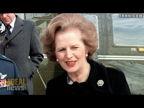 Thatcher Gave More Power to Finance