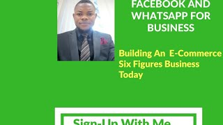Facebook Ads Traffic for WhatsApp Business