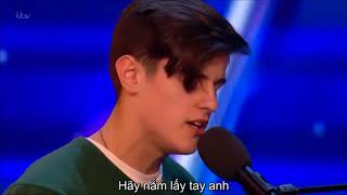 (Vietsub) Britain's Got Talent Cậu bé gửi lời xin lỗi đến bạn gái bằng ca khúc do mình sáng tác