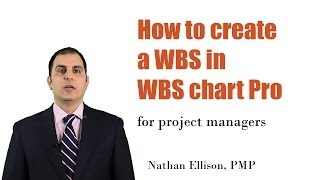 How to create a WBS in WBS chart Pro