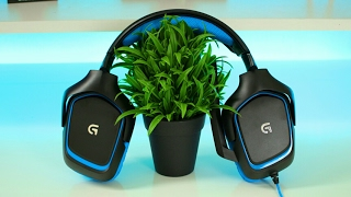 Great Sound at a Low Price - Logitech G430 7.1 Review