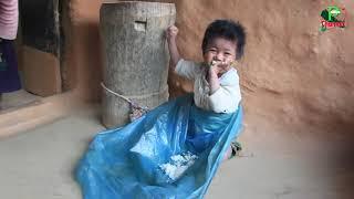 दुई बर्ष देखि ओखलमा दाम्लोले बाँधेर राखिएको यो बालकको के दोष | Mitra Hang Limbu