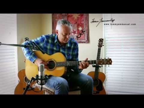Drivetime [for Amanda] | Songs | Tommy Emmanuel