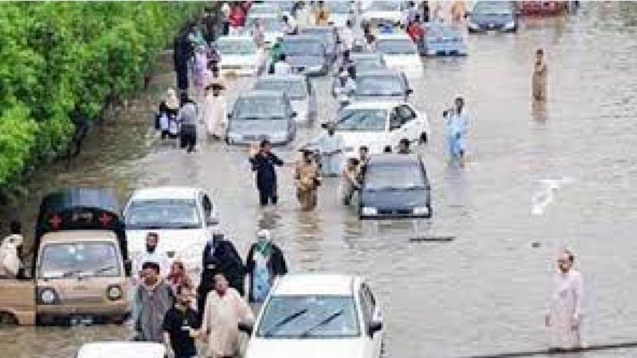 Islamabad Flood Today