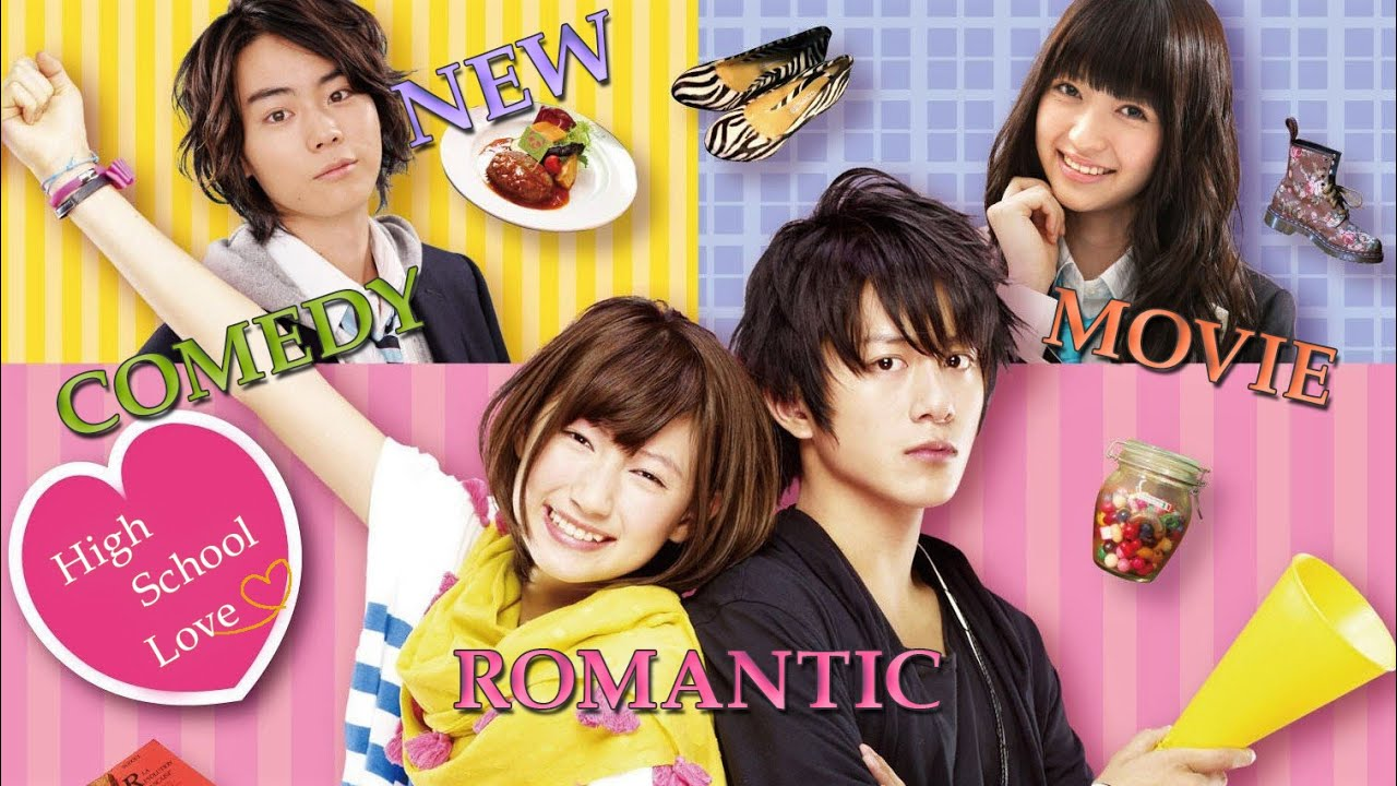 Download New Romantic Comedy Movie with English Subtitle | New Movie 2021 High School Love