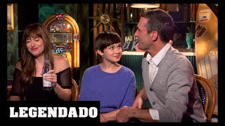 [LEGENDADO] Dakota Johnson, Cailee Spaeny e Jon Hamm - Cinemark