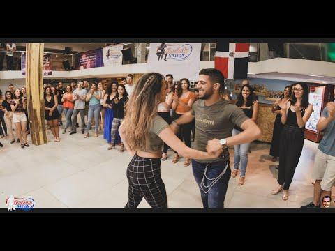 Daniel And Tom 4K @Social Sensual Bachata Dance [A TRAVES DEL VASO]