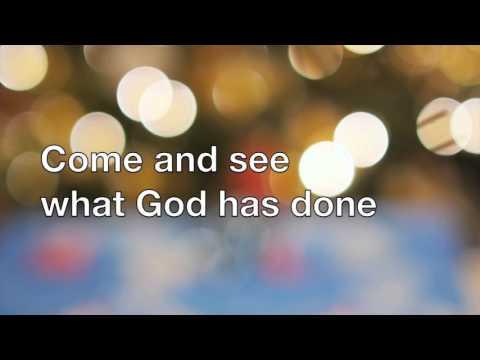 Noel Lyric Video - Lauren Daigle/Chris Tomlin Adore Christmas Songs