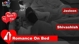 Bigg Boss 12 : Jasleen Matharu And Shivashish Mishra Romance On Bed | BB 12 Day 24 Highlights