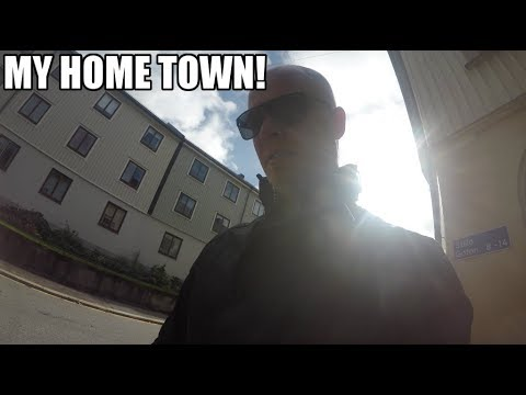 Where I grew up! Gothenburg Sweden