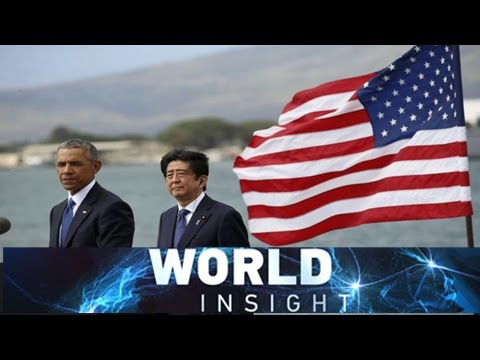 World Insight— US-Japan Pearl Harbor visit; Contemporary Chinese poetry 12/28/2016