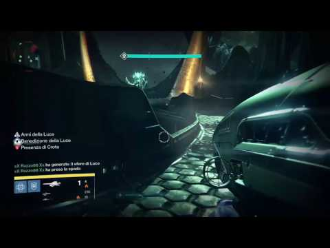 Destiny – Crota is the new Rugby player !