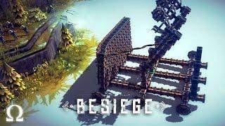 Triple Catapult, Explosive Insanity! | #2 - Besiege (60fps)