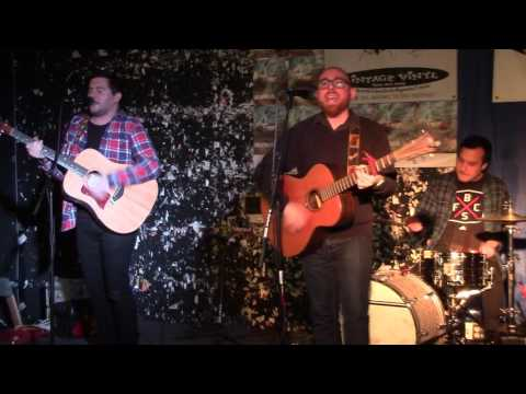 The Menzingers Live In-store at Vintage Vinyl - 02/01/2017